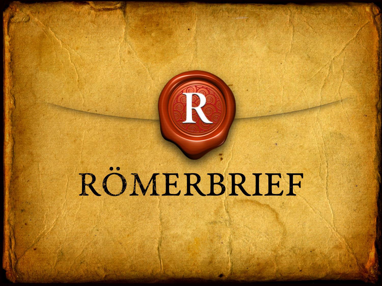 Römer 14,1-15,13