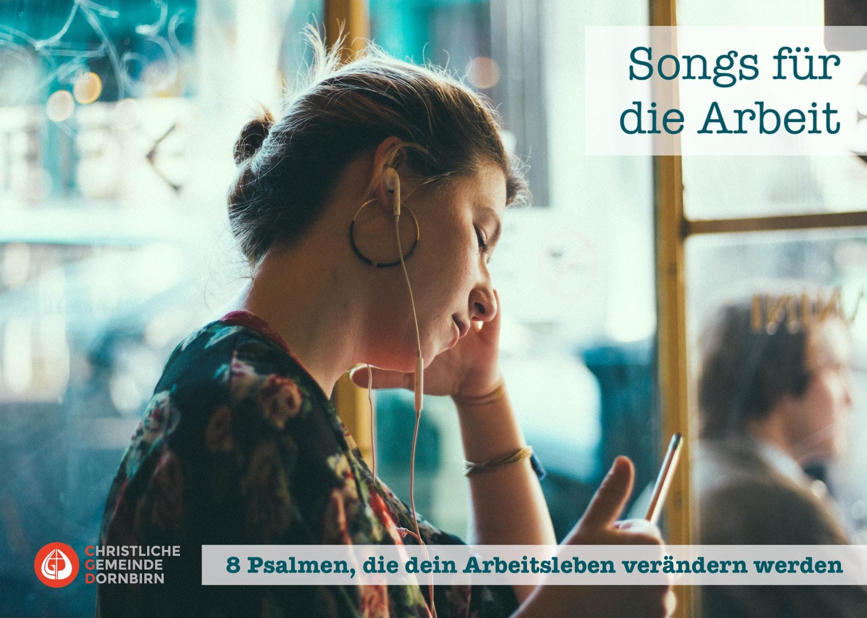 Songs für die Arbeit (Psalm 49)
